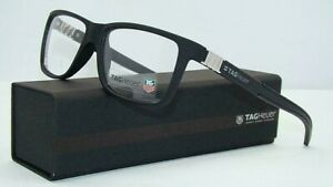 57a4f87aaa697 TAG HEUER Legend TH 9313 001 Rubber Black   Demonstration Lens 61mm ...