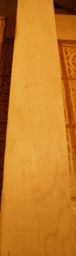 Berg Ahorn Hals 125 Tonholz Mable neck  tonewood 900+ x100 x28mm