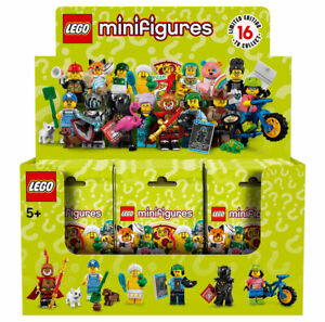 LEGO Minifigures SERIES 19 Lot Of 5 Sealed Blind Bags//Packs 71025