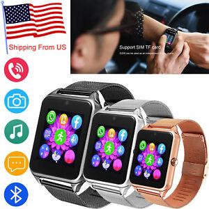 Smart-Watch-Bluetooth-Smartwatch-Phone-Camera-Pedometer-for-Huawei-ASUS-Samsung