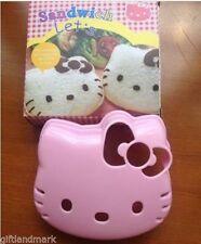Hello Kitty Head Style Sandwich Maker Bread Mold Cutter Cookie Biscuit Cutter