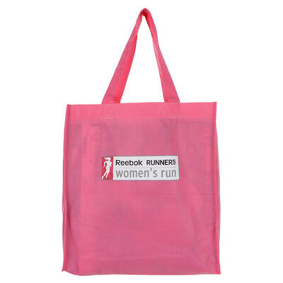 Reebok Damen Run Beuteltasche 675 Lady Damen Rosa Shopper