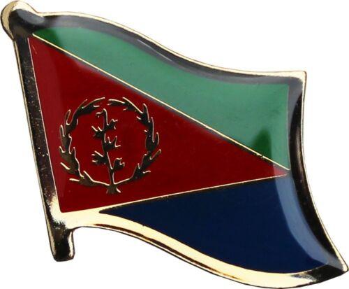Eritrea Country Flag Bike Motorcycle Hat Cap lapel Pin