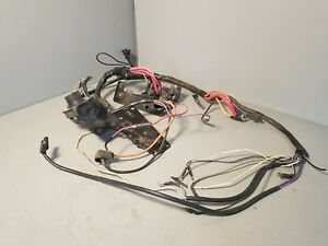 Details about Mercruiser 4.3 v6 Vortec Engine Wiring Harness with Circuit on