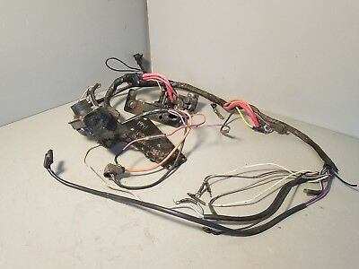Mercruiser 4.3 v6 Vortec Engine Wiring Harness with ...