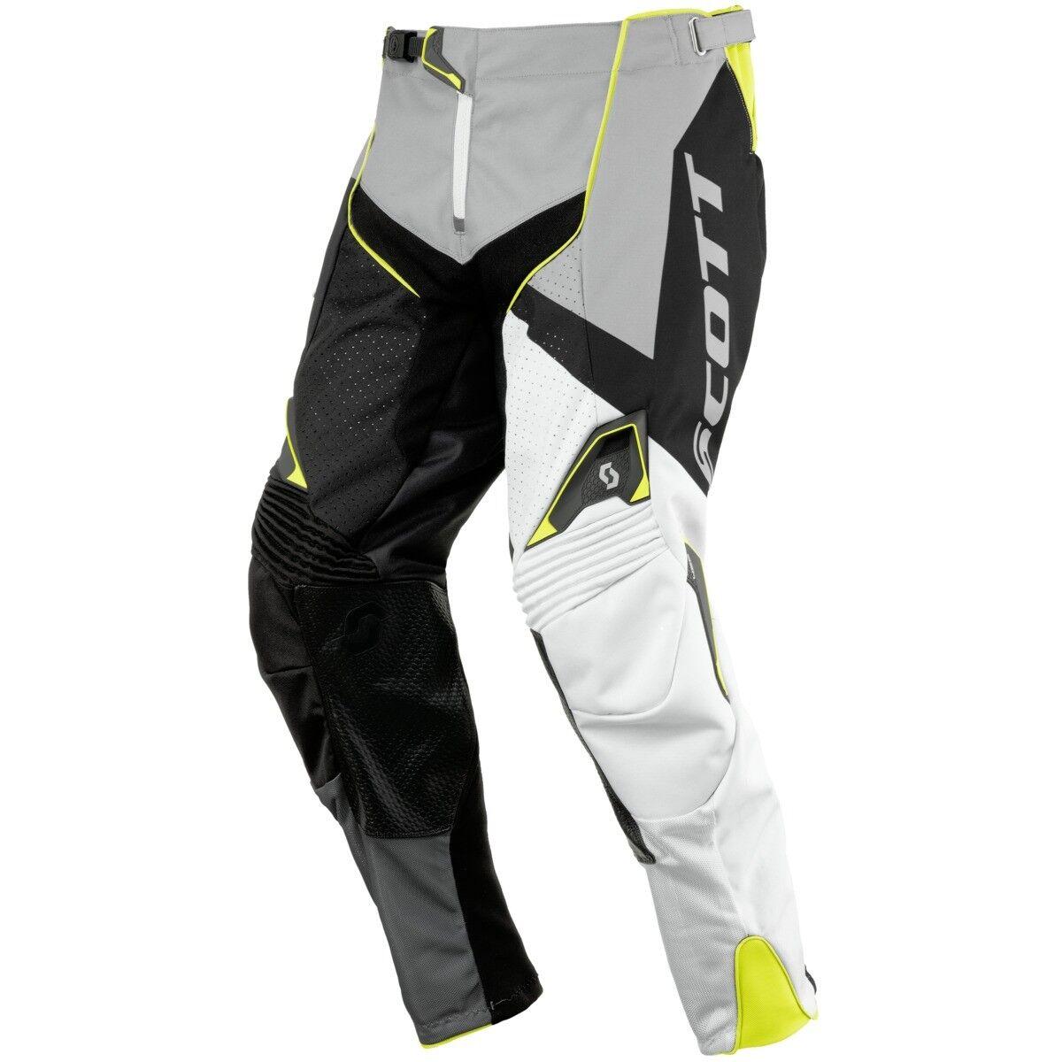 Scott 450 podio MX  motocross dh bicicleta pantalón negro gris blancoo 2016  comprar ahora