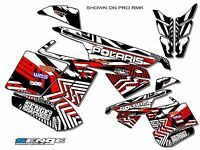 2005 2006 2007 Polaris Fusion Graphics Kit Deco Wrap Decor 900 600