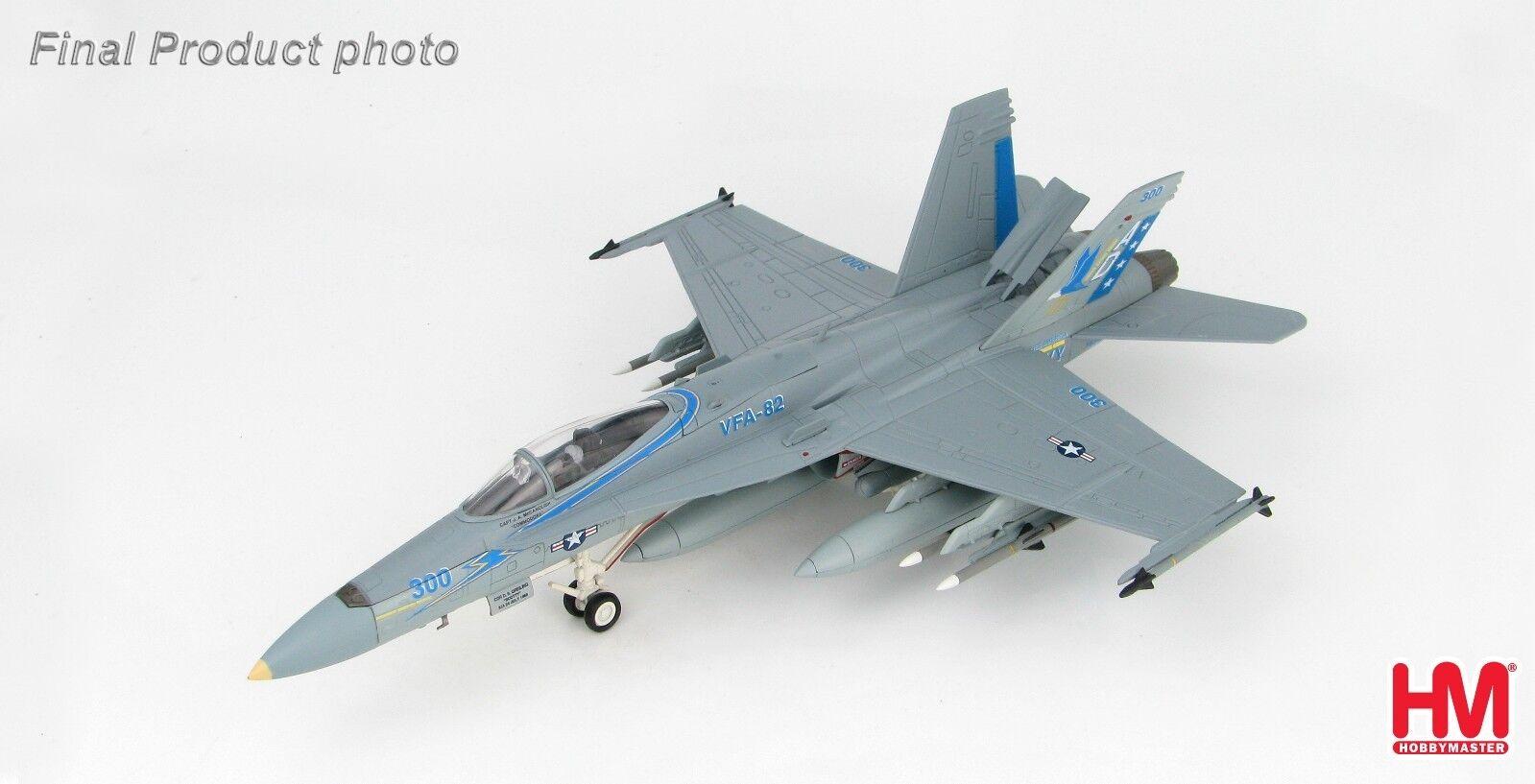 Hobby Master HA3539, HA3539, HA3539, McDonnell Douglas F A-18C, BuNo163459, VFA-82  CAG , USS A 1827a2