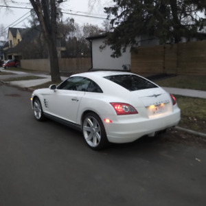 2004 Chrysler crossfire - Mint condition