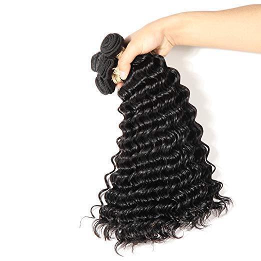 9ff4637b6 Romance 3pcs Mix 20 22 24 Inch Brazilian Virgin Hair Weaves Dyeable  Brazilian for sale online | eBay