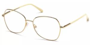 0380bc6626 Image is loading Authentic-Tom-Ford-FT5248-029-Eyeglasses-Matte-Rose-