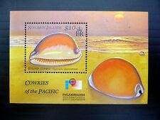 SOLOMON ISLANDS Wholesale 2002 Korea $10 Shell MS1033 M/Sheet x 50 FP1078