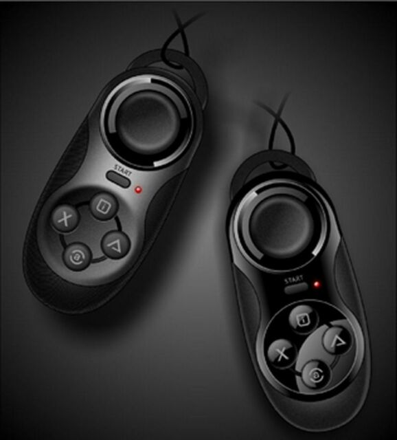 MIni Bluetooth Gamepad Controller Game JOYSTICK For ISO Iphone Android Cell Phon