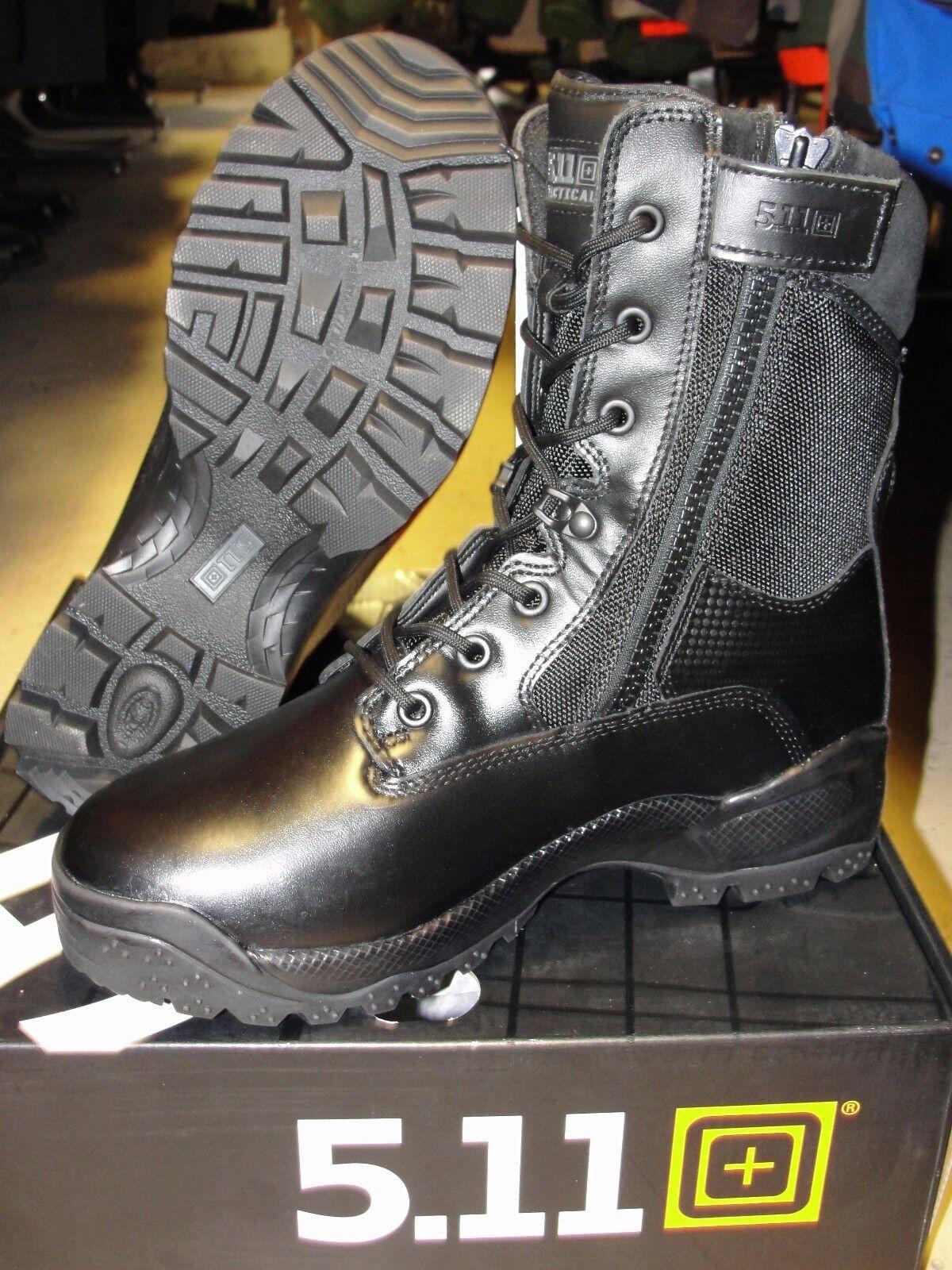 Kampfstiefel   Schuhe D'Eingriffe 5.11 Atac 8   Größe 40 Polizei Gendarmerie