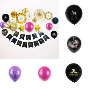 10-034-10pcs-Flamingo-Bachelorette-Party-Latex-Balloons-Hen-Stag-Party-Decor-Hot-cc