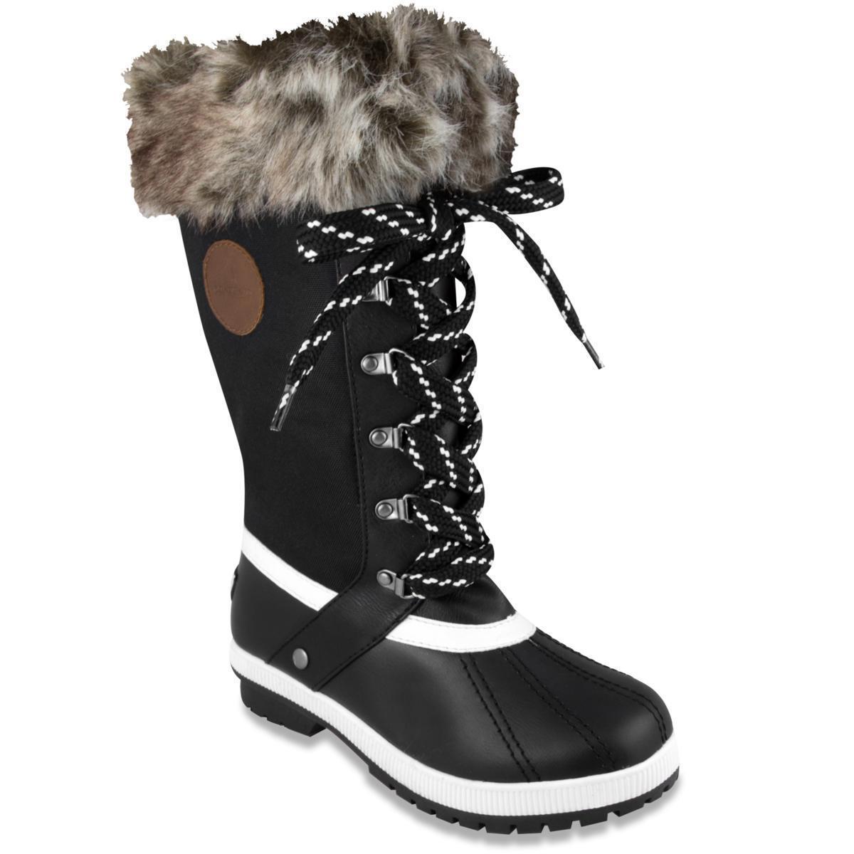 London Fog Melton 3 Winter Boot 1202201