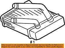 ford oem hvac heater core f7uz18476aa image 1 ebay Ford Focus Radiator Hose Diagram ford oem 97 02 e 350 econoline club wagon hvac heater core f7uz18476aa