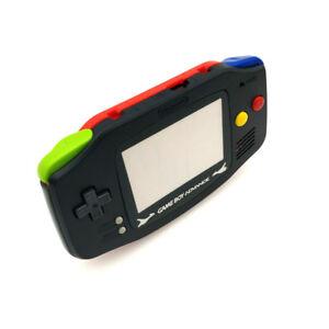 Game Boy Advance Prestige Buttons Clear Black