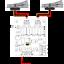 5320-module-commande-2-aiguillages-avec-indication-de-position-jouef-Roco miniature 2