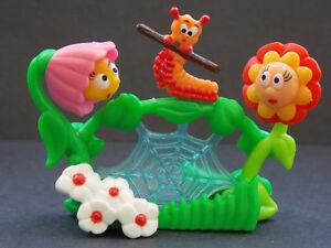 Jouet Kinder Puzzle 3d Fleurs 653322 Allemagne 1999 +bpz Wbgdcmya-08004559-386317932