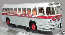 1/43 DIP Models 112705 russian soviet bus ZIS 127 Stavropol-Rostov on Don  USSR