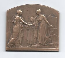 Universal Exposition of Liege 1905 / French / Plaquette by Frederic Vernon / M56
