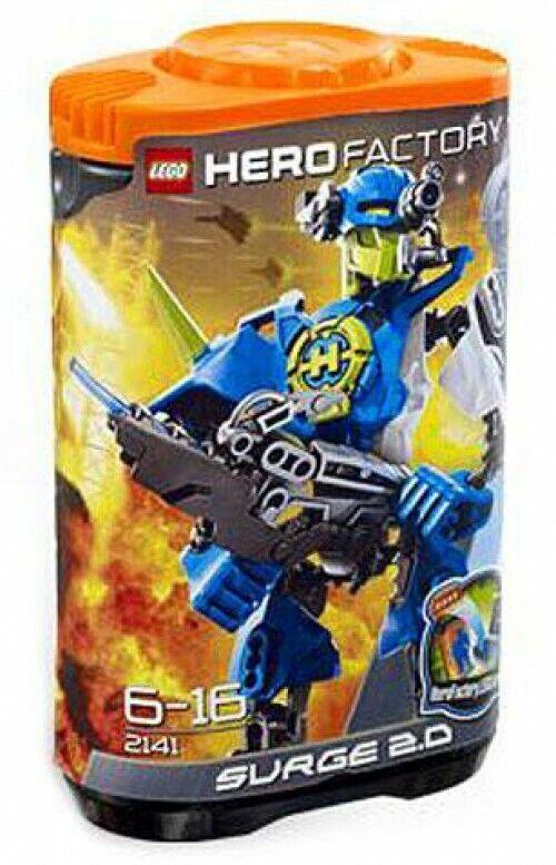 Lego Hero Factory surge 2.0 Set