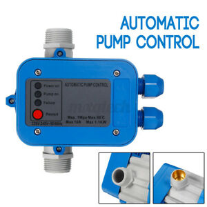 240V-Water-Pump-Controller-Automatic-Pressure-Switch-Electronic-1Mpa-O