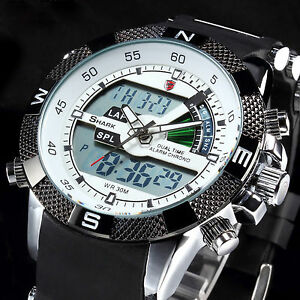 SHARK-Brand-Luxury-Men-LCD-Digital-Rubber-Date-Day-Sport-Army-Quartz-Wrist-Watch