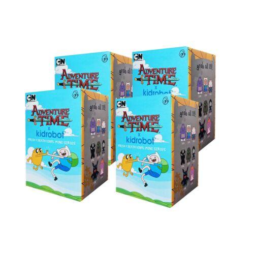 Kidrobot Adventure Time Series 2 Mini Blind Box Vinyl Figure 4 Blind Boxes NEW