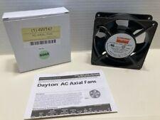 Dayton Ac Axial 5 Blade Fan 105 Cfm 4wt47