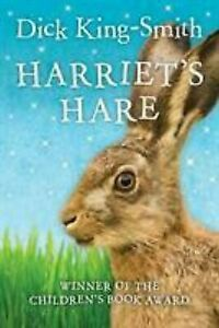 Harriet-039-s-Hare-Libro-en-Rustica-Dick-King-Smith