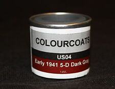 Colorcoats Early 1941 5-D Dark Grey - US04