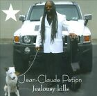 Jealousy Kills [Slipcase] by Jean-Claude Petion (CD, 2011, We Can Records)