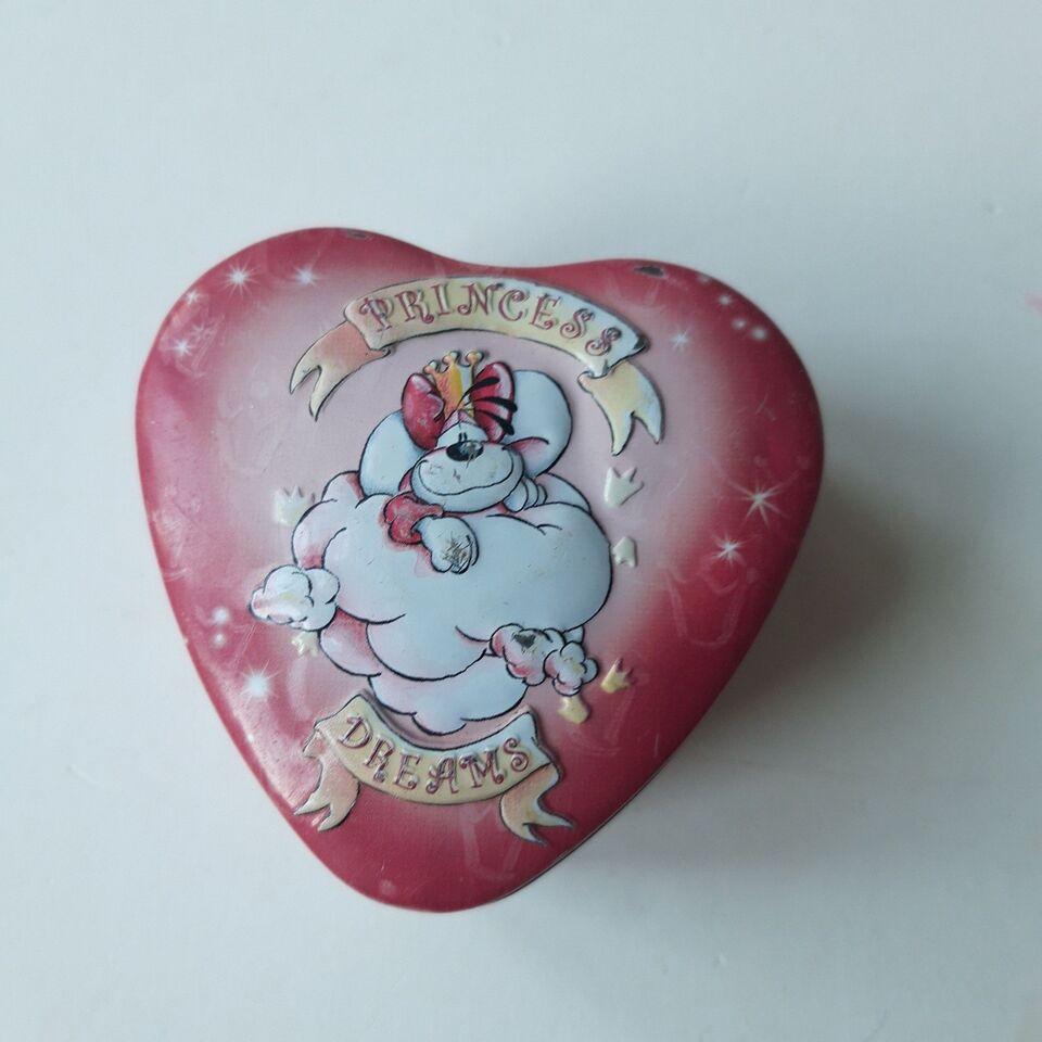 Andet legetøj, Lille hjertedåse med Diddl Diddlina,