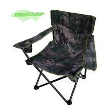 MDI Carp Folding Camping Camouflage Chair Ideal for Camping, Walking & Fishing