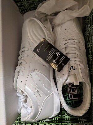 Varsity Flex White Cheer Shoes 7.5 NIB