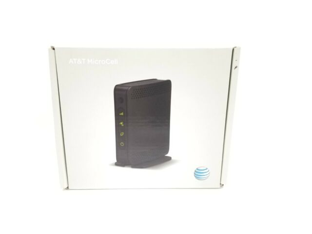 AT&T DPH154 Microcell Wireless Cellphone Signal Booster Ver 143F