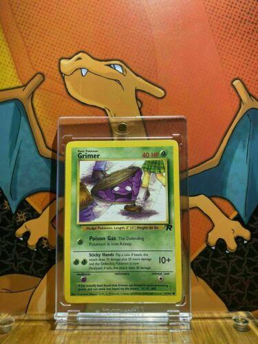 Grimer Team Rocket NM 57//82 Pokemon Card