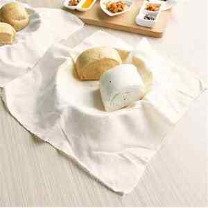 10pcs-Reusable-Steamed-bread-dumpling-non-stick-gauze-kitchen-Cooking-tools-H