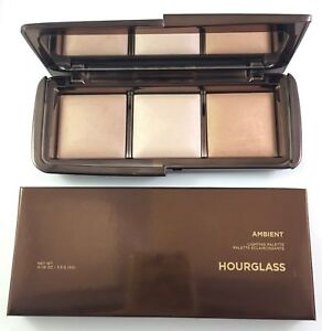 Image Is Loading HOURGLASS Ambient Lighting Palette  Incandescent Dim Amp Radiant