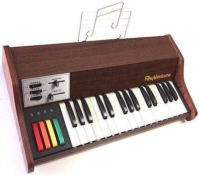 Rare! INOUE RHYTHMTONE Japanese '70s MINI-ORGAN w/BOX! | eBay