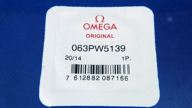 Omega Speedmaster Luna Reloj Cristal PW5139 para 145.012 145.019 145.022