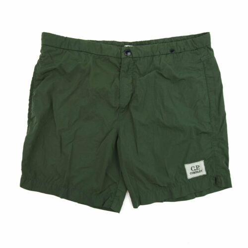 CP Company Chrome Swim Shorts Green 664