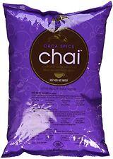 David Rio Orca Spice Sugar-free Chai, 3lb. Bag, New, Free Shipping