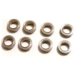HBX part 24028R Truggy Wheel Complete 4P for 1//24 Upgrade Bearing 2118 2128 2138