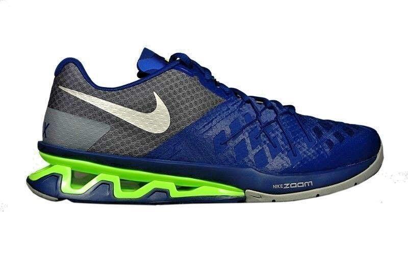 Nike Reax Blu/Argento LIGHTSPEED II-COSTIERA Blu/Argento Reax - 852694 400- a57c12