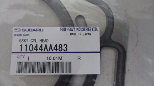 Original Subaru Impreza Multi Schicht Stahl Kopfdichtungen Ej20 Sti 11044aa483