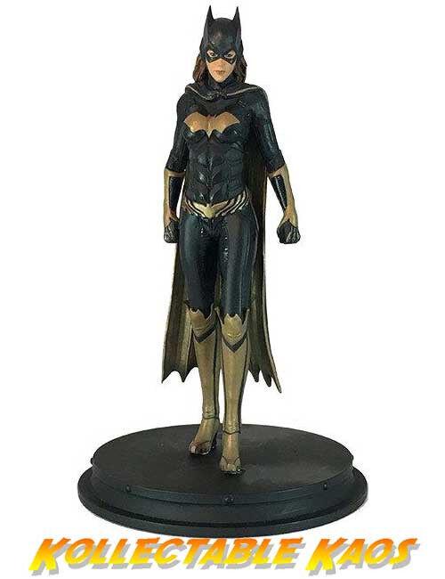 Batman  arkham ritter - batgirl briefbeschwerer statue