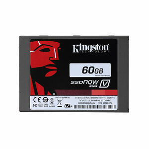 60GB For Kingston SSD SATAIII High Speed Solid State SSDNow V300 60G